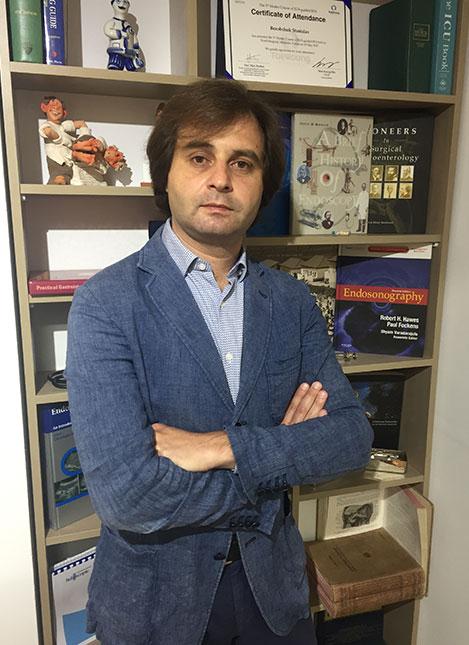 ד״ר בזובצ'וק סטניסלב מומחה לגסטרואנטרולוגיה ומחלות כבד, מומחה לרפואה פנימית | בסט מדיקל מרכז רפואי פרטי