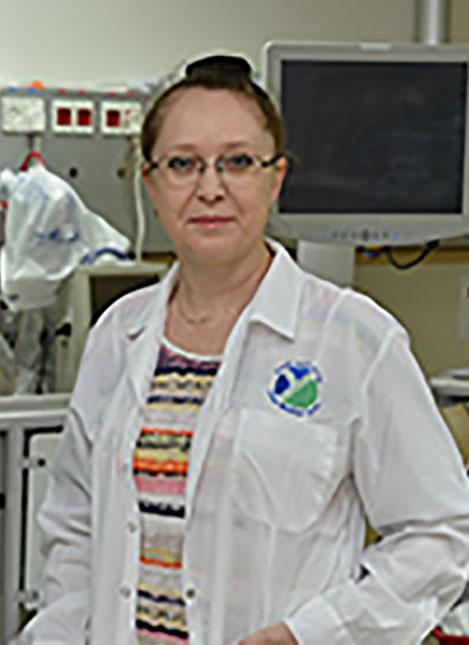 ד״ר ילנה ירמנקו מומחית לגסטרואנטרולוגיה ורפואה פנימית