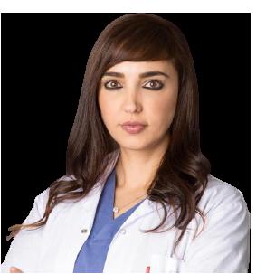 """ד""""ר ג'וניה עמאר אלשיך - אורוגניקולוגית בכירה בבית החולים הלל יפה חדרה, מומחית לגניקולוגיה, אורוגינקולוגיה וכירורגיה משקמת של רצפת האגן בבסט מדיקל חדרה"""